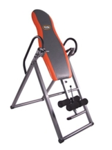 body coach Schwerkrafttrainer Faltbar Inversionsbank, Grau/Orange/Schwarz, 28550 -